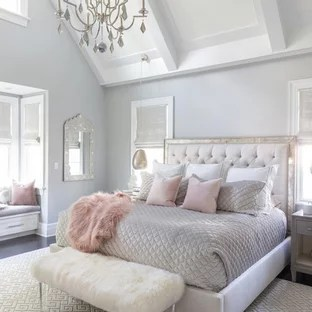 Must See Small Bedroom With Gray Walls Pictures Ideas Before You Renovate 2020 Houzz