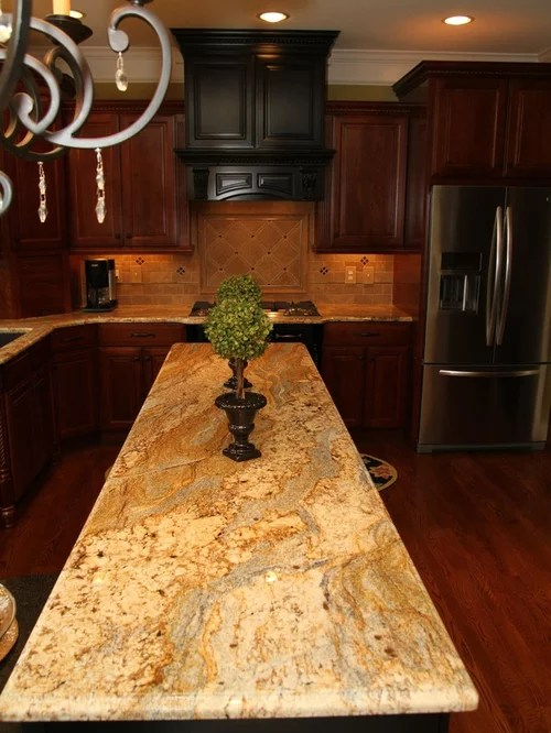 Golden Crystal Granite Home Design Ideas Pictures