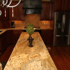 Stainless Steel Kitchen Sink Reviews Storage Rack Golden Crystal Granite | Houzz
