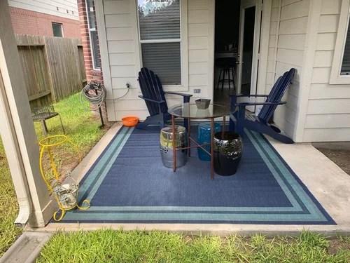 my 10x10 covered patio dilemma