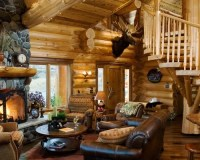 Log Cabin Decorating | Houzz