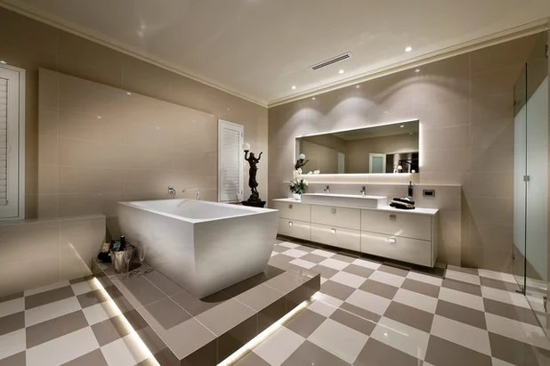 ideabooks bathroom color schemes that will never look dated