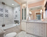 Tub Shower Combo Ideas, Pictures, Remodel and Decor