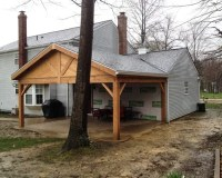 Covered Patio Addition - Strongsville, OH