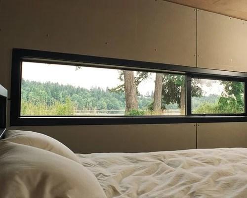 Long Horizontal Window