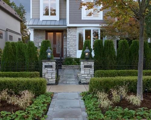 front yard courtyard ideas design