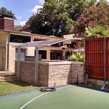 Outdoor Kitchen Minimalistisch Terrasse Seattle Von Modern