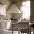Country White Kitchen  Traditional  Kitchen  Other  by