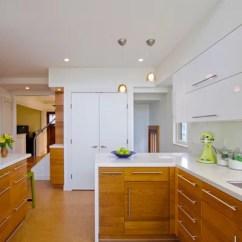 Cork Floor Kitchen Aid Gas Grill Flooring 101 Warm Up To A Natural Wonder Contemporary By Roehrschmitt Architecture