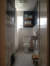 Small Narrow Bathrooms | Houzz
