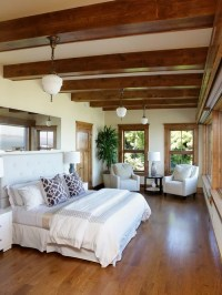 Tropical Bedroom Design Ideas, Remodels & Photos with Dark ...