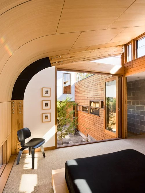 Curved Ceiling Home Design Ideas Pictures Remodel and Decor