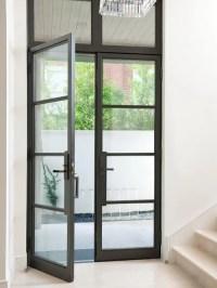 Steel Glass Doors   Houzz