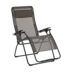Lafuma Futura Xl Zero Gravity Chair Cover Hire Essex Romford Recliner Contemporary Outdoor Graphite With Black Frame
