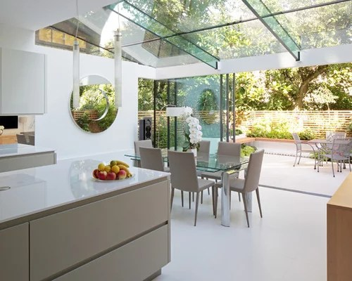 prefabricated kitchen cabinets new design glass roof   houzz
