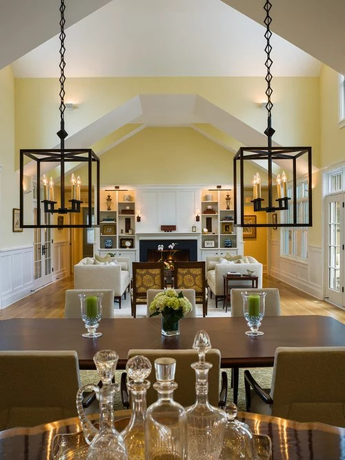 Open Concept Lighting Design Ideas Amp Remodel Pictures Houzz