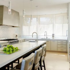 Stainless Steel Stools Kitchen Appliance Package Deals Best Long Island Design Ideas & Remodel Pictures ...