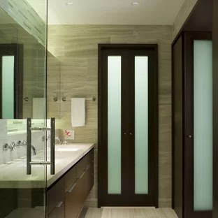 Two Door Bathroom Ideas Houzz