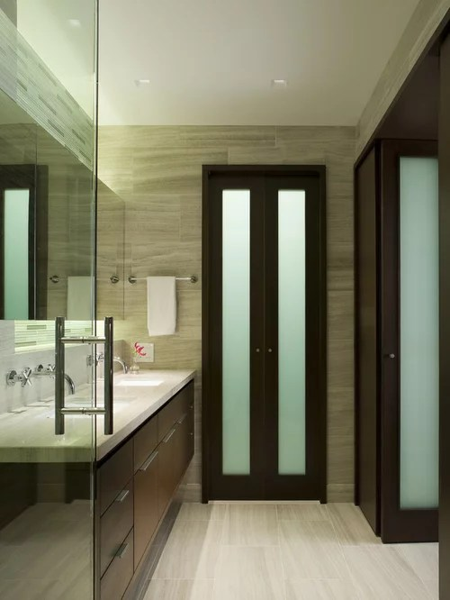 Bathroom Doors Home Design Ideas Pictures Remodel and Decor