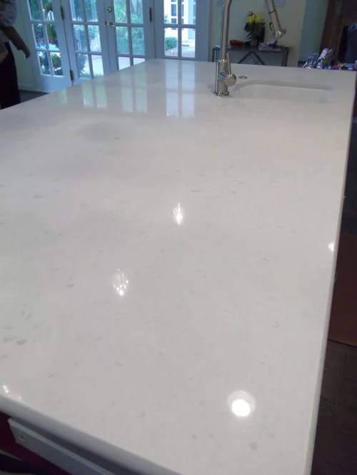 Misty Carrera Quartz  Houzz