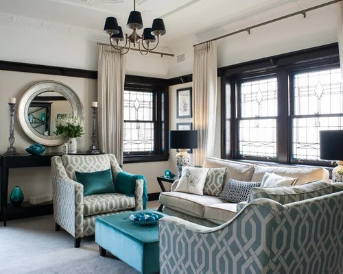 dark turquoise living room walls set with chaise black and teal | houzz
