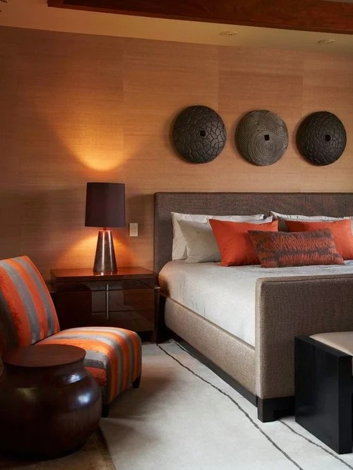 Burnt Orange Pillow Home Design Ideas Pictures Remodel