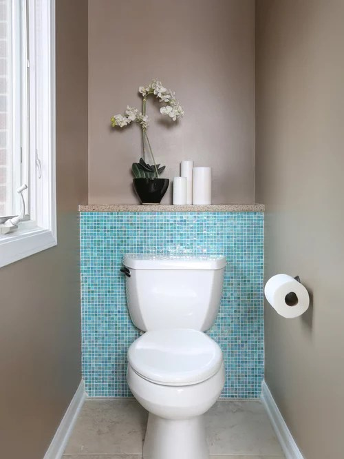 Tile Behind Toilet Ideas Pictures Remodel and Decor