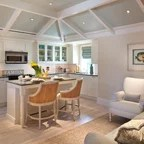 Mid Country French Farm Farmhouse Kitchen New York By Charles Hilton Architects