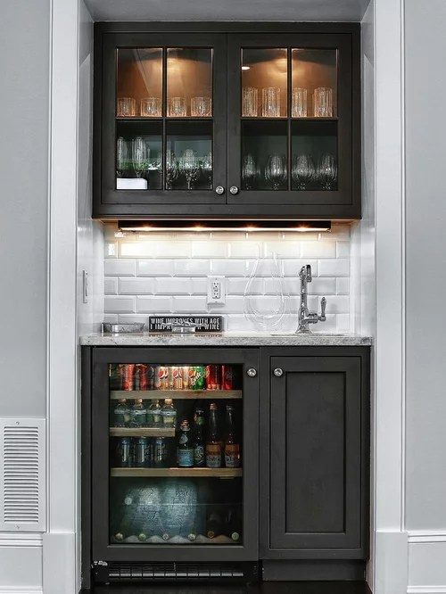 Best Small Wet Bar Design Ideas  Remodel Pictures  Houzz