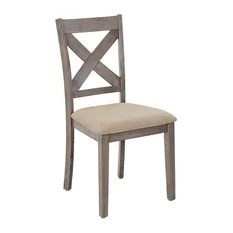 distressed dining chairs adirondack chair and ottoman plans 50 most popular room for 2019 houzz progressive furniture saxton set of 2 mystic gray