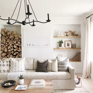 75 Beautiful Scandinavian Living Room Pictures Ideas October 2020 Houzz