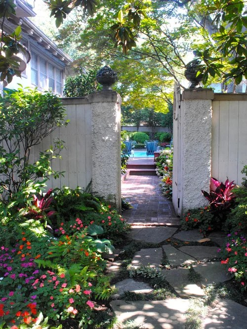 North Facing Garden Design Ideas Renovations & Photos