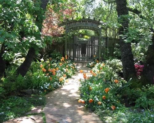 Shade Garden Houzz