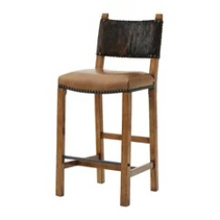 Directors Chair Bar Stool Gracious Living Chairs Canadian Tire Director Stools Counter Houzz Kathy Kuo Home S Hide Seat Hurlingham Leather