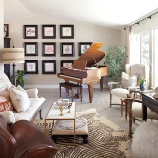 75 Beautiful Living Room With A Music Area Pictures Ideas October 2020 Houzz