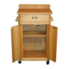 unfinished kitchen cart shoes for workers 50 most popular islands and carts 2019 houzz catskill craftsmen butcher block with towel bars