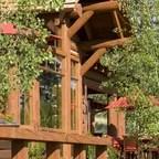 Bark House Shingle Siding And Reclaimed Barnwood Siding