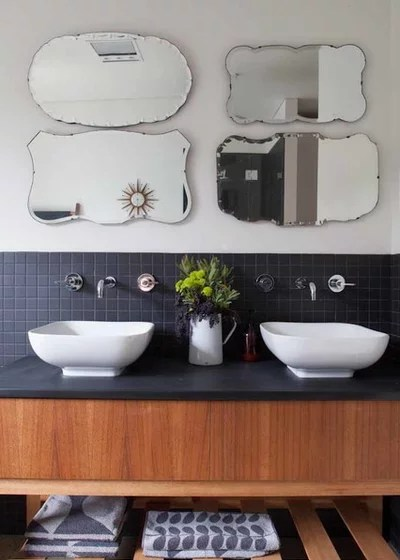 Contemporary Bathroom by One Small Room - OSR Interiors & Building Design