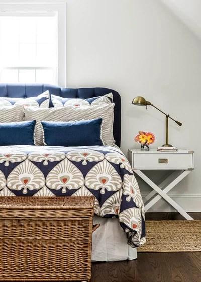 Transitional Bedroom by Kennerknecht Design Group