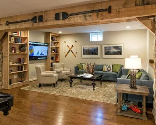 Farmhouse Basement Design Ideas Pictures Remodel Amp Decor