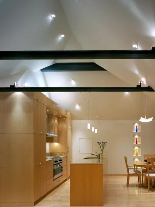 Vaulted Ceiling Lighting  Houzz