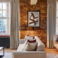 New York Loft Style Living Room Shelves Diy 10 Ways To Give Your A Vibe