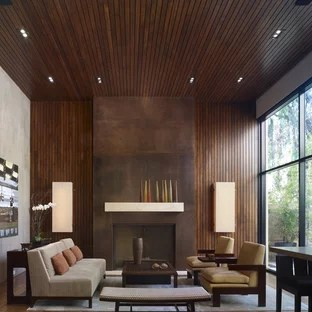 modern living room styles interior designs for small 75 most popular design ideas 2019 stylish minimalist open concept photo in los angeles with a standard fireplace