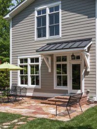Back Door Awning Home Design Ideas, Pictures, Remodel and ...