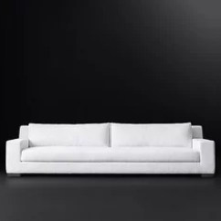 Cloud Track Arm Leather Two Seat Cushion Sofa Baker Furniture Table Restoration Hardware Anyone Have One Particularly The Due To Price And Their Business Practices Make Them So Untrustworthy But Am Obsessed Does Know Of An Alternative This Gorgeous
