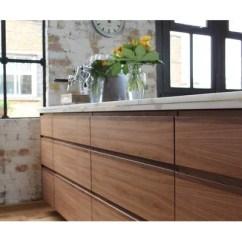 White Porcelain Undermount Kitchen Sink Base Cabinets Finger Pull | Houzz
