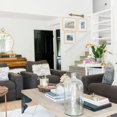 Nice Decoration For Living Room Quality Chairs How To Decorate A 11 Designer Tips Houzz Transitional Family By Design Shop Interiors