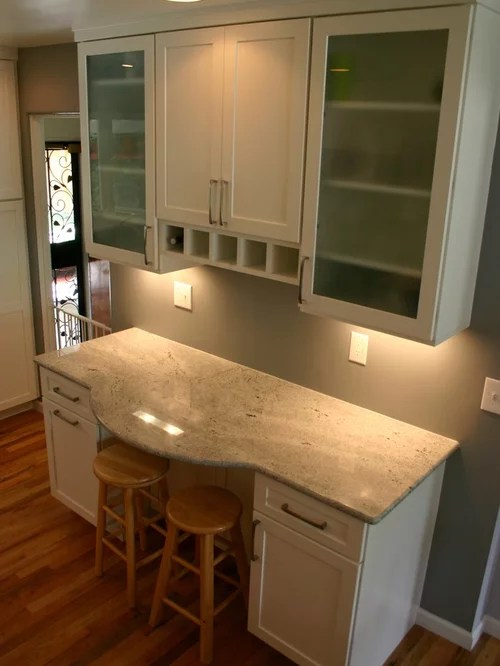 cost of remodeling a kitchen setup ideas himalaya white granite | houzz