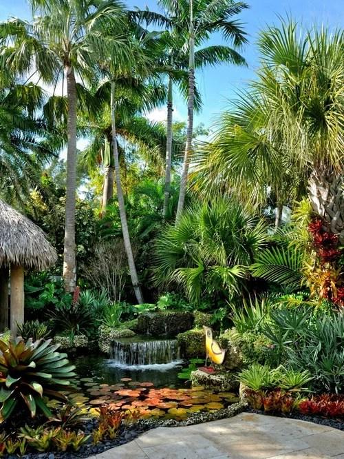 title | Tropical Garden Ideas