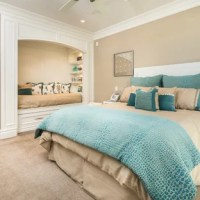 Aquamarine Bedroom | Houzz